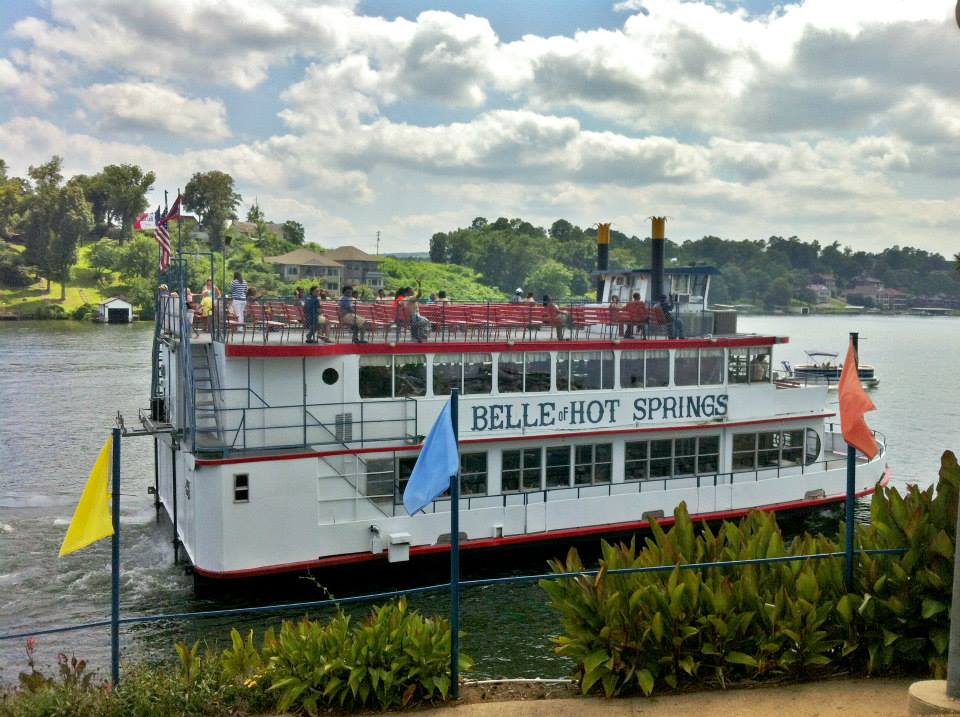 Belle Of Hot Springs Is The Riverboat Cruise In Arkansas You Never Knew Existed