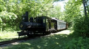 You'll Absolutely Love A Ride On Maine's Majestic Mountain Train This Summer