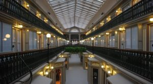 You Can Now Live Inside This Historic Shopping Mall In Rhode Island And It Looks Incredible