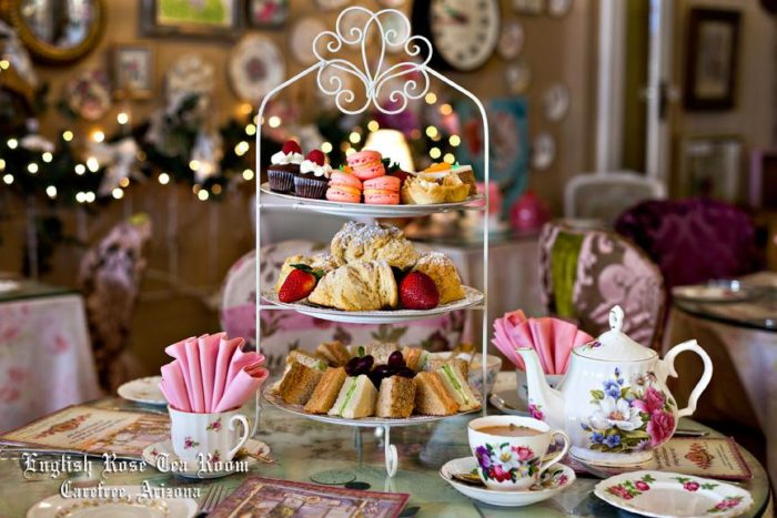 7 Charming Tea Rooms To Visit In Arizona