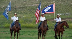 This Legend Is So Epic, A Wyoming Town Celebrates It Every Year