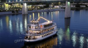 The Riverboat Cruise In Tennessee You Never Knew Existed