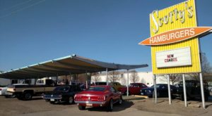 Everyone Goes Nuts For The Hamburgers At This Nostalgic Eatery In North Dakota