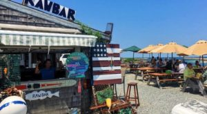 This Secluded Beachfront Restaurant In Massachusetts Is One Of The Most Magical Places You'll Ever Eat