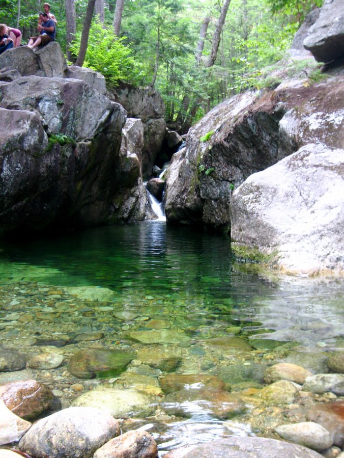 These Are The 9 Best Swimming Holes In New Hampshire