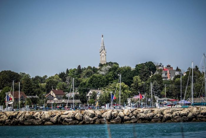 15 small towns to visit in wisconsin this summer for Port washington wi