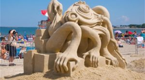 You Won't Want To Miss This Incredible Sand Festival Coming To Massachusetts