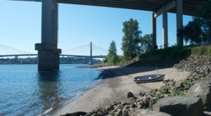 7 Little Known Beaches In and Around Portland That'll Make Your Summer Unforgettable
