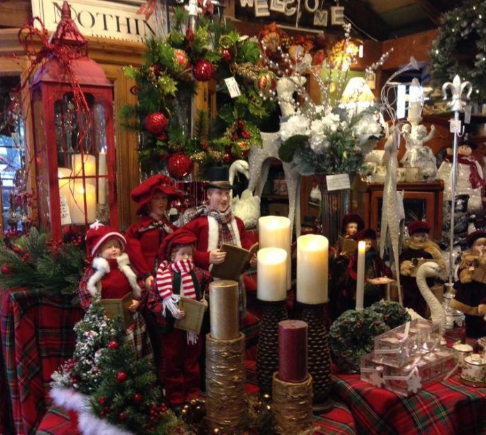 It's Christmas Year-Round At Smithville's Christmas Shoppe