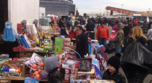 You Could Easily Spend All Weekend At This Enormous New Jersey Flea Market