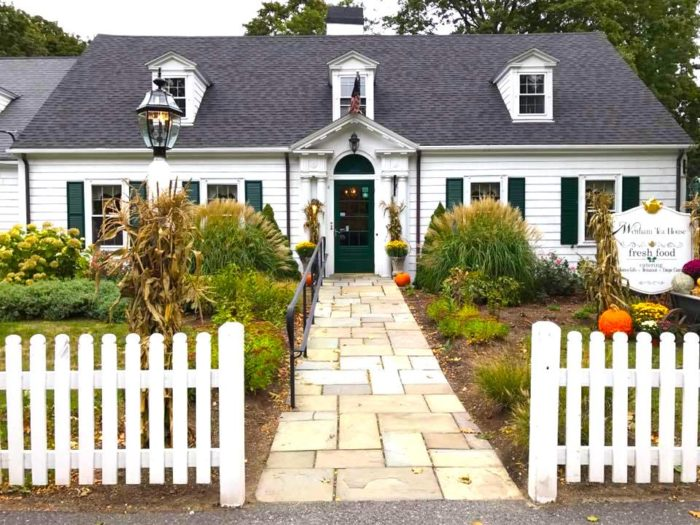 Visit These 7 Charming Tea Rooms In Massachusetts For A