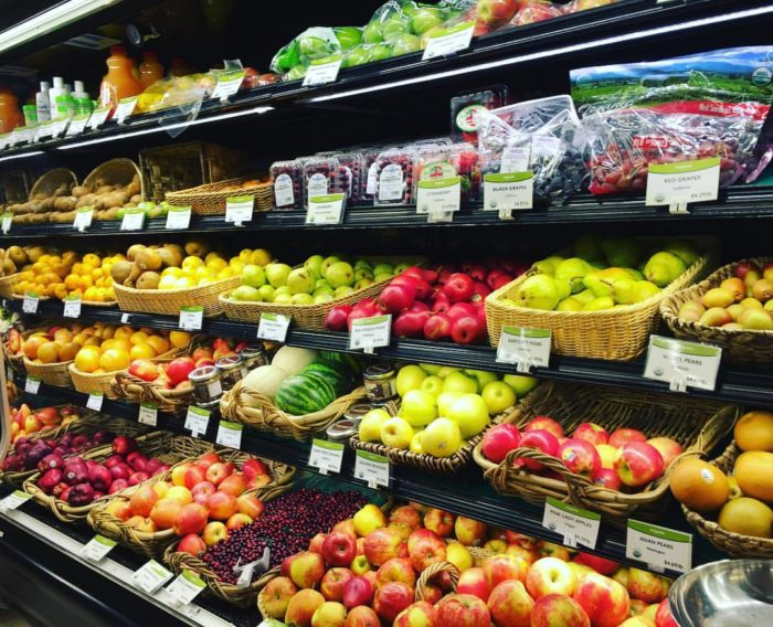 Natural Food Store Fairbanks Ak
