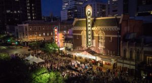 The Historic Austin Theater That's An Absolute Must Visit