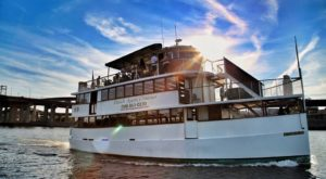 The Riverboat Cruise In New York You Never Knew Existed