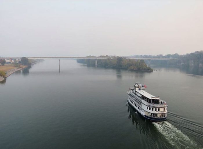 The Southern Belle Riverboat Is The Best River Cruise In ...