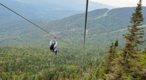 This Vermont Park Was Named Among The Top Places To Zipline In The Whole Wide World