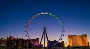 The Massive Nevada Ferris Wheel That's Unlike Any Other In The World