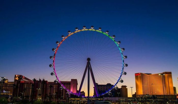 The Massive Nevada Ferris Wheel That S Unlike Any Other In