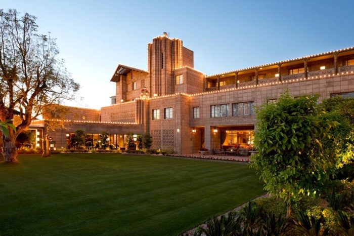 8 beautiful hotels in arizona you will love for Beautiful hotels