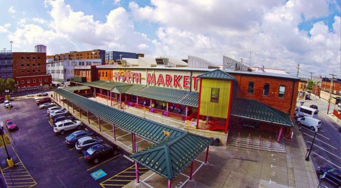 The Best Farmers Market In Ohio: North Market In Columbus