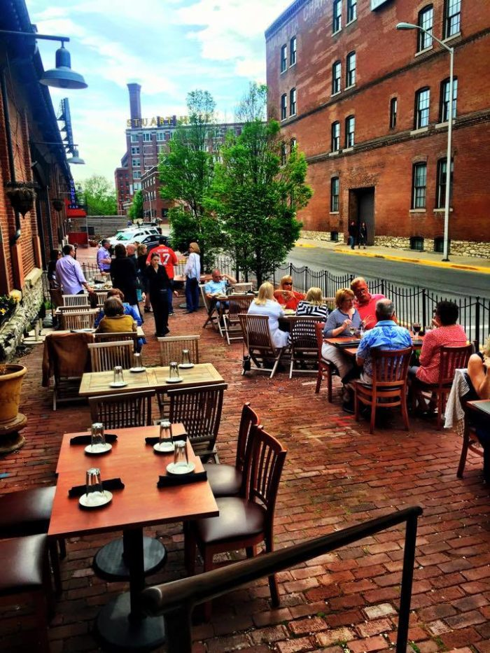 Romantic Restaurants Kansas City Mo