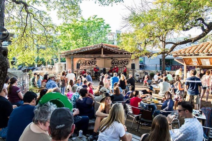 12 Restaurants With The Best Outdoor Patios In Austin