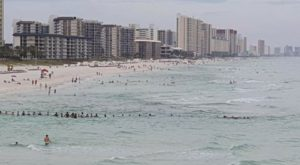 Florida Beachgoers Made An Incredible Rescue After A Family Was Swept Away By A Riptide