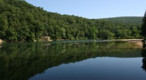 The Top Secret Beach Near Pittsburgh That Will Make Your Summer Complete