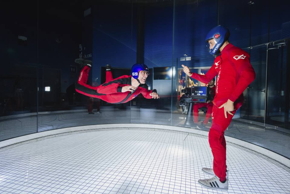 iFLY King of Prussia: This Epic Wind Tunnel In