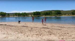 The Top Secret Beach In Wyoming That Will Make Your Summer Complete
