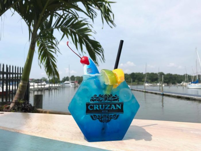 Sunset Cove Serves Fishbowl Drinks In A Variety Of Clic Tail Flavors Share With Buddy Or Claim This Mive Drink As Your Own Personal Challenge
