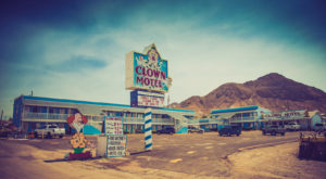 Nevada's Nightmarish Clown Hotel Could Now Be Yours… If You Dare