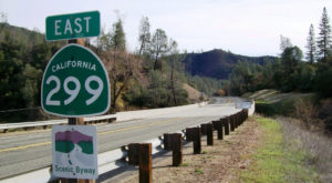 Driving Down This Haunted Northern California Road May Give You Nightmares
