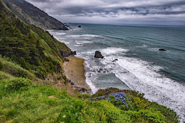Enderts beach is the best hidden beach in northern california for Best northern california beaches