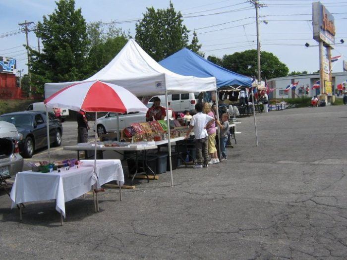 ... Atlantic Furniture Providence Ri By You Could Easily Spend All Weekend  Big Top Flea Market In ...