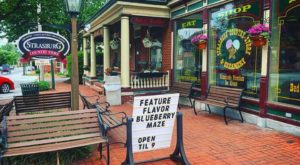 You'll Never Forget A Trip To The Most Enchanting Town In All Of Pennsylvania