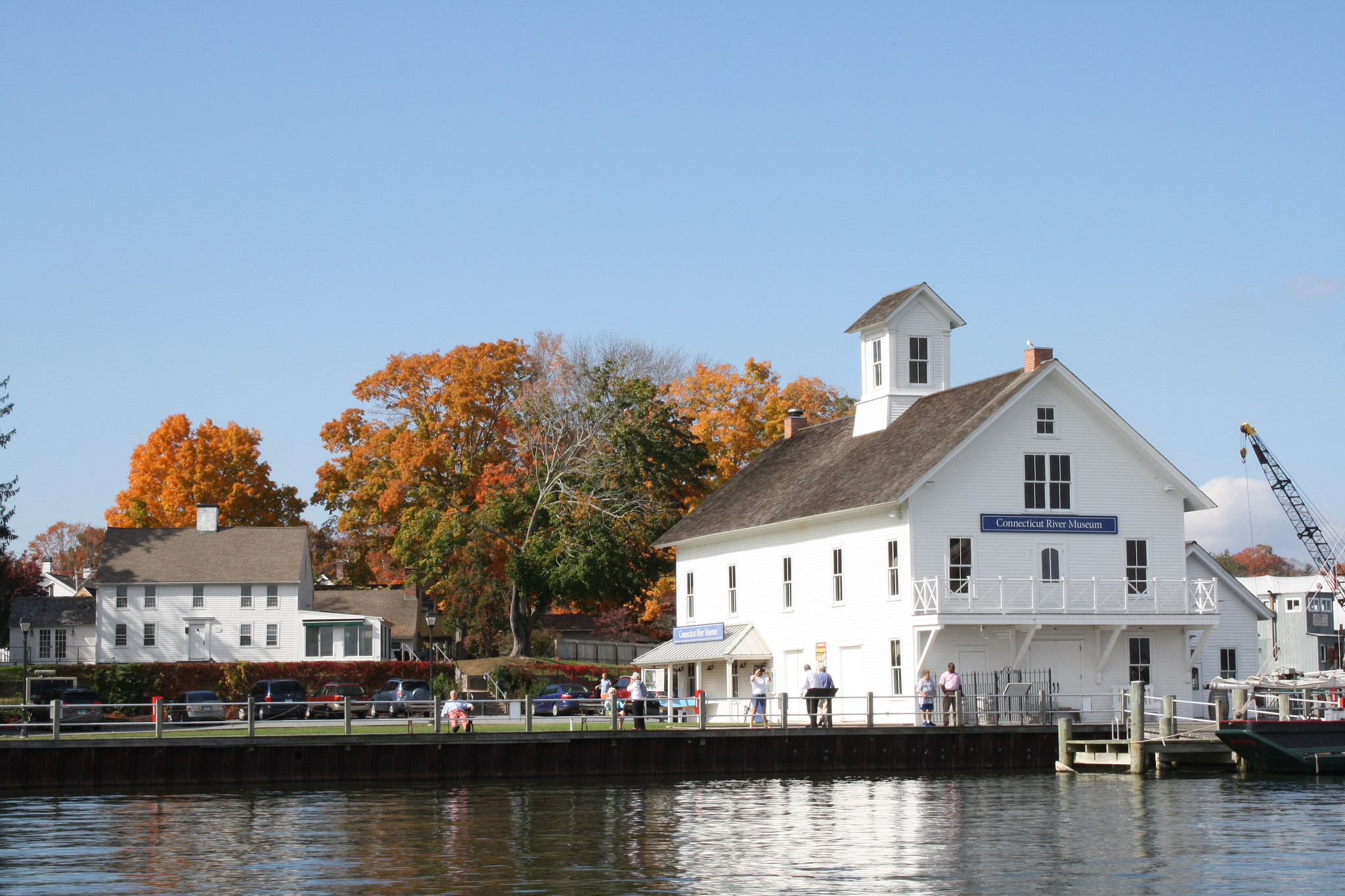 Town Of Essex In Connecticut Is The Most Enchanting