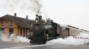 This Epic Train Ride in Dallas – Fort Worth Will Give You An Unforgettable Experience