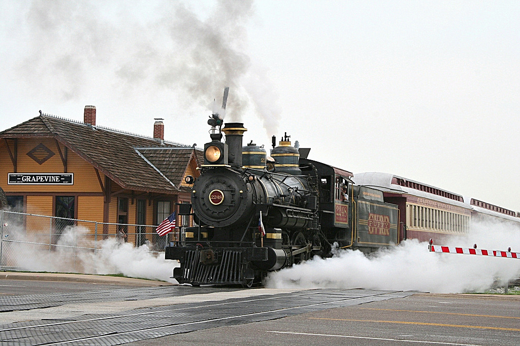 The Journey Indianapolis >> Best Train Ride in Dallas - Fort Worth