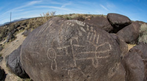 Most People Don't Know About This Unique Spot In Idaho Covered In Ancient Petroglyphs