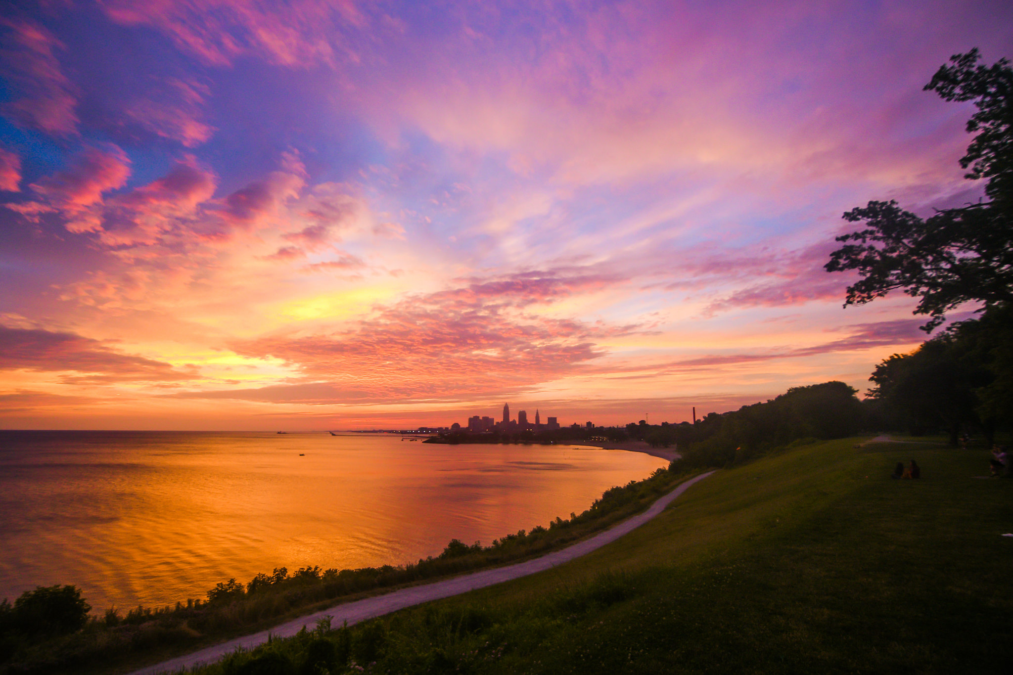 9 Best Places To Watch The Sun Set In Cleveland Golden City Missouri