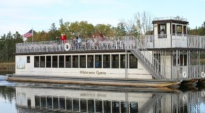 The Riverboat Cruise In Wisconsin You Never Knew Existed