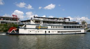 The Riverboat Cruise In Nashville You Never Knew Existed