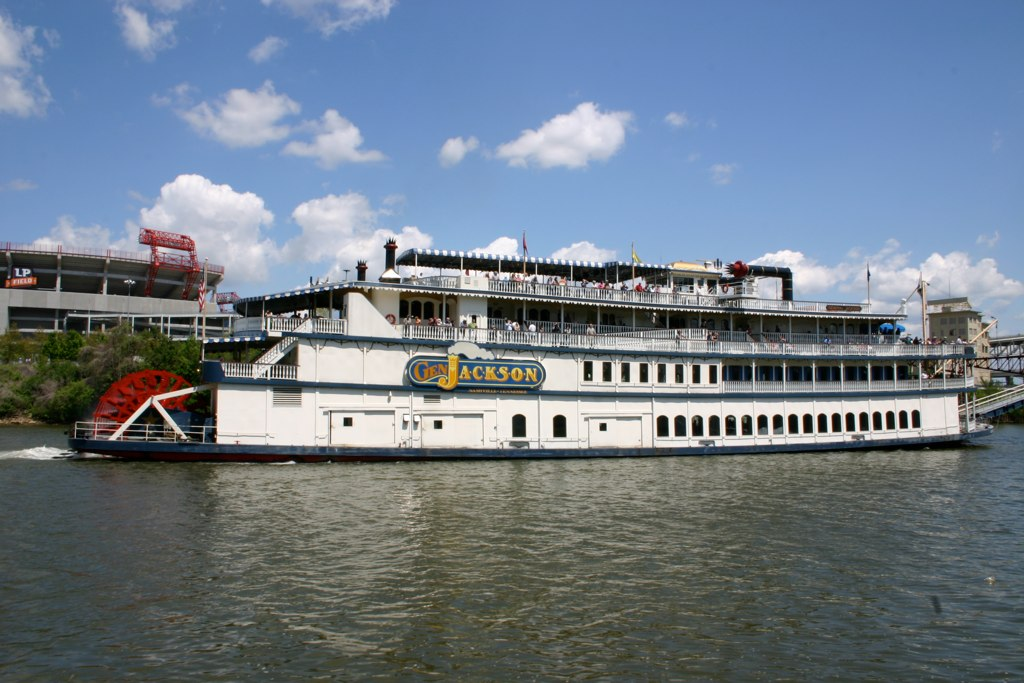 General Jackson Showboat Is The Riverboat Cruise In Nashville You Never Knew Existed