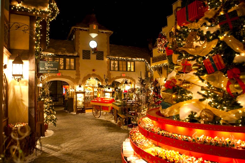 The Magical Place In Massachusetts Where It S Christmas