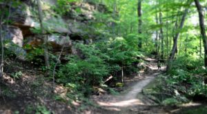 The Hiking Trail Hiding Near Cleveland That Will Transport You To Another World