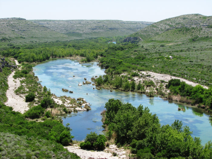 The 10 Best Natural Attractions In Texas To Visit This Summer
