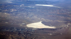 The Story Behind This Top Secret Nevada Lakebed That Nobody Knows Exists Is Downright Intriguing