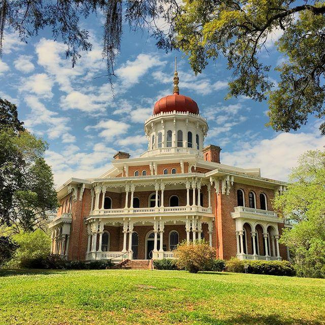 Longwood the most famous historic home in mississippi for Home builders in south mississippi
