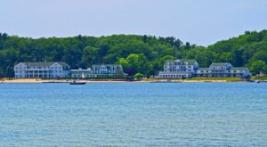 The Tiny Beach Town In Michigan You've Never Heard Of But Need To Visit